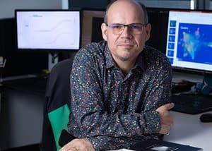 QUT's Axel Bruns awarded Australian Laureate Fellowship